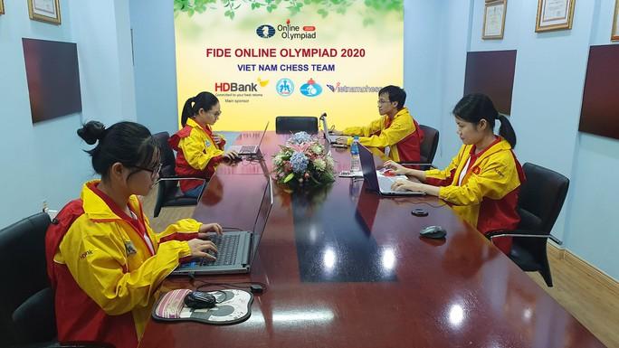 Tuyển cờ vua Việt Nam bất ngờ quay lưng Giải Vô địch khu vực 3.3 - Ảnh 1.