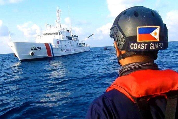 Tổng thống Philippines nói lời dứt khoát với Trung Quốc - Ảnh 1.