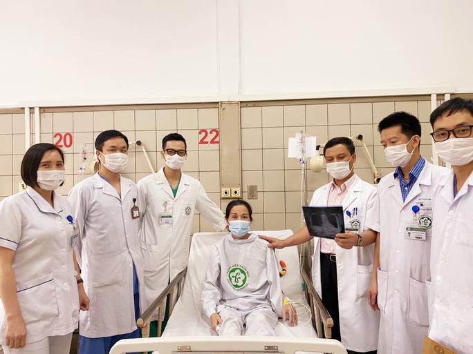 Uống thuốc giảm cân, người phụ nữ sụt 35 kg, cơ thể suy kiệt, nằm viện suốt 3 tháng - Ảnh 1.