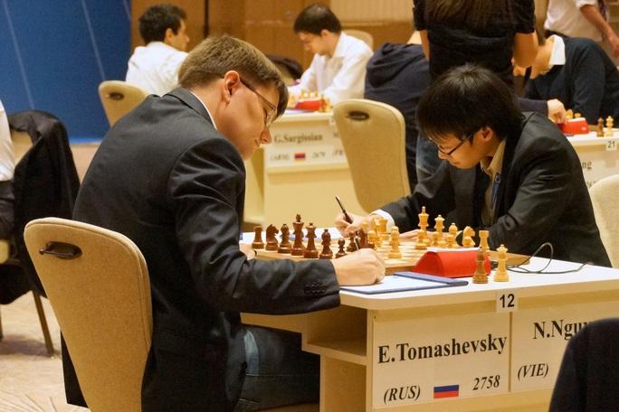Tuyển cờ vua Việt Nam bất ngờ quay lưng Giải Vô địch khu vực 3.3 - Ảnh 3.