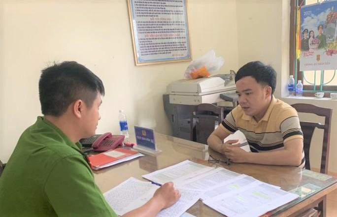 Bắt giam cán bộ Sở Tài nguyên và Môi trường Quảng Bình lừa hơn 4 tỉ đồng - Ảnh 1.