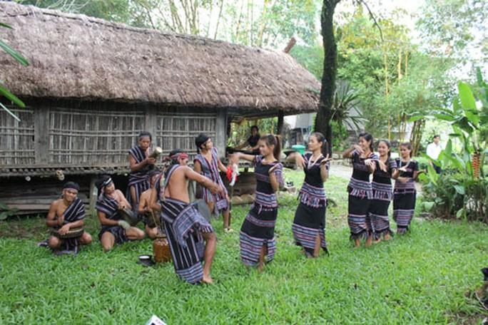 Men say làng Teng - Ảnh 1.