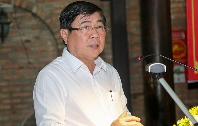 100% cử tri tín nhiệm giới thiệu ông Nguyễn Thành Phong ứng cử đại biểu HĐND TP HCM - Ảnh 1.
