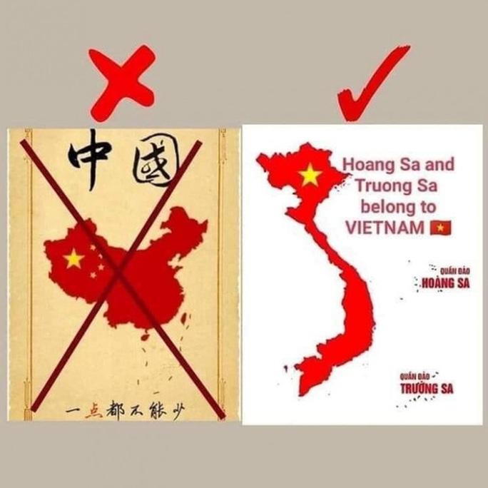 Cộng đồng mạng Việt Nam kêu gọi tẩy chay H&M vì bản đồ có đường lưỡi bò - Ảnh 1.