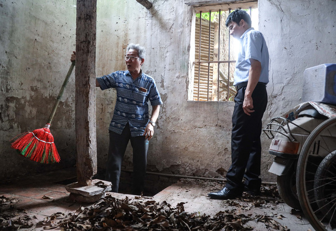 CLIP: Bên trong địa đạo ở Hà Nội - Ảnh 17.