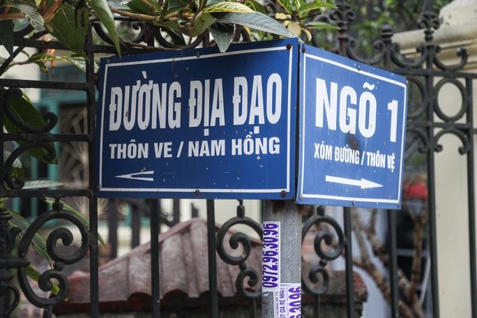 CLIP: Bên trong địa đạo ở Hà Nội - Ảnh 14.