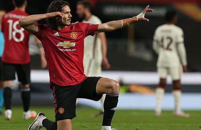 Đại thắng AS Roma, Man United đặt vé dự chung kết Europa League - Ảnh 5.