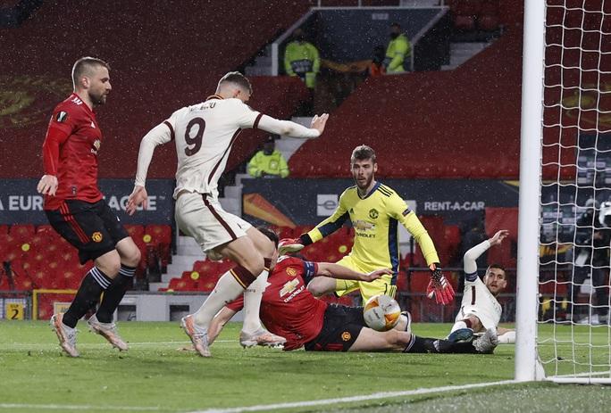 Đại thắng AS Roma, Man United đặt vé dự chung kết Europa League - Ảnh 4.
