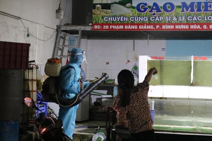 TP HCM: Phong tỏa 3 khu phố phường An Lạc, quận Bình Tân để phòng, chống dịch Covid-19 - Ảnh 1.