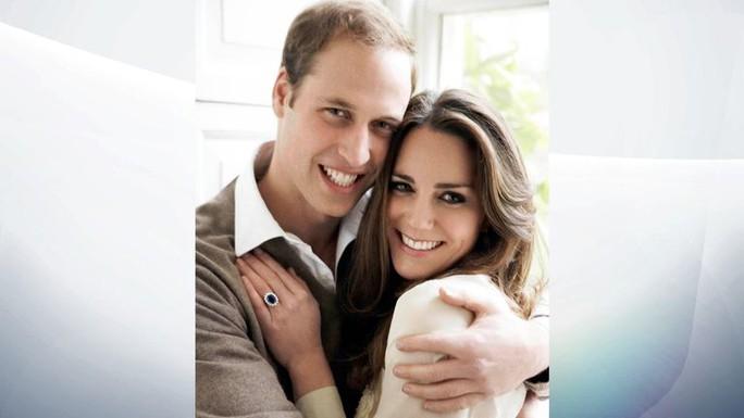 10 năm hôn nhân ngọt ngào của Hoàng tử William và Công nương Kate - Ảnh 2.