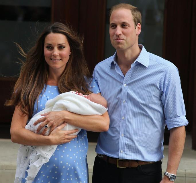 10 năm hôn nhân ngọt ngào của Hoàng tử William và Công nương Kate - Ảnh 5.