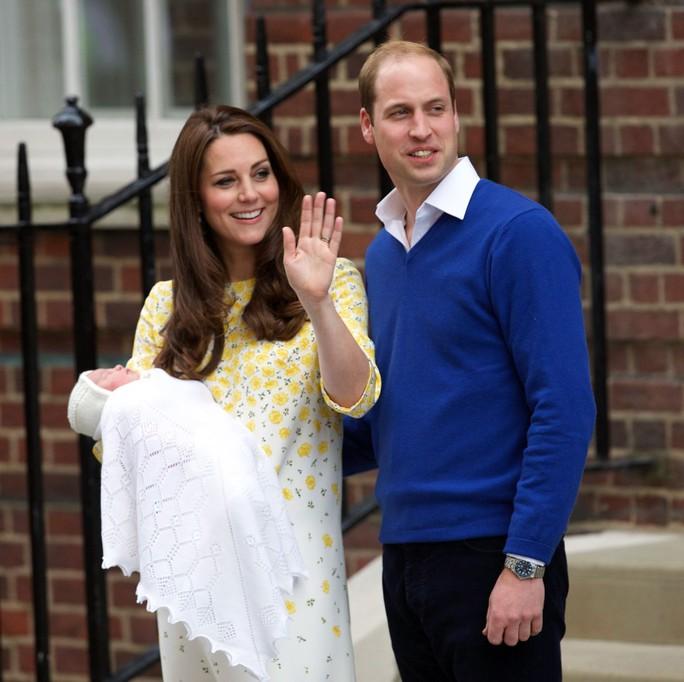 10 năm hôn nhân ngọt ngào của Hoàng tử William và Công nương Kate - Ảnh 6.