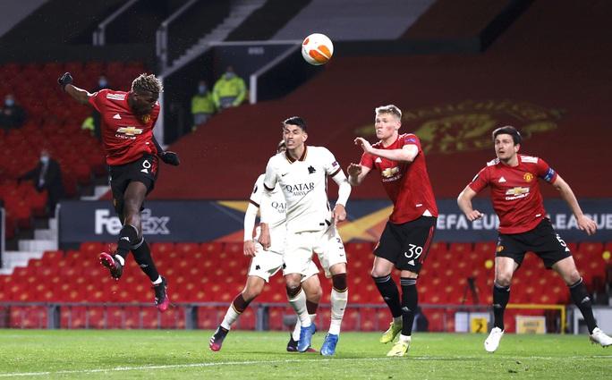 Đại thắng AS Roma, Man United đặt vé dự chung kết Europa League - Ảnh 6.