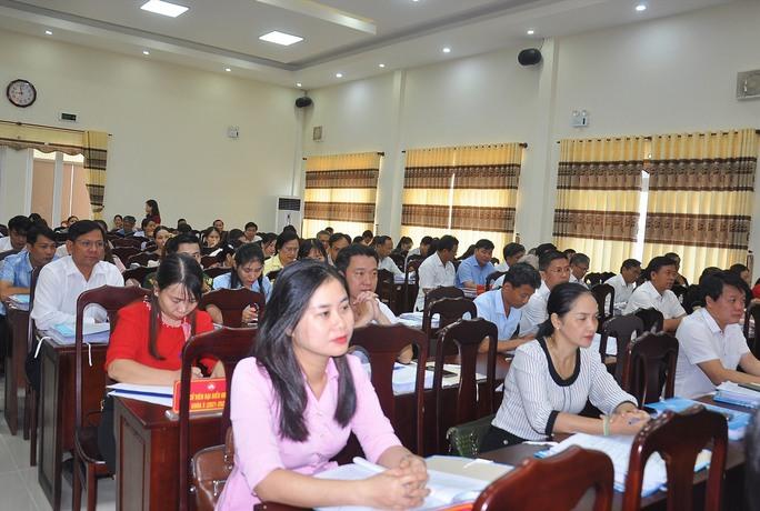 6 xã biên giới Quảng Nam được bầu cử sớm vào ngày 16-5 - Ảnh 1.