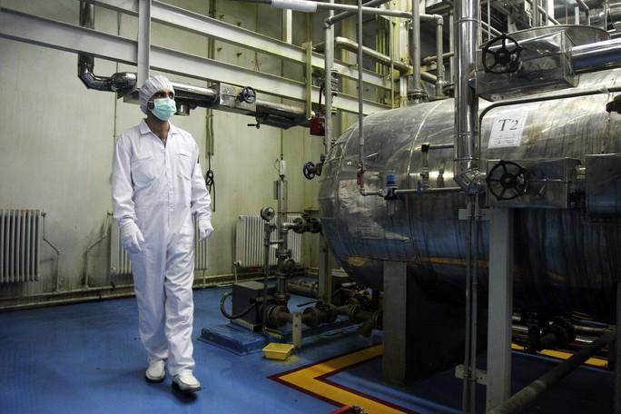 Nỗ lực hồi sinh thỏa thuận hạt nhân Iran - Ảnh 1.
