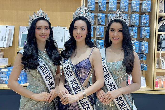 Hoa hậu Thế giới Lào 2021 từ bỏ vương miện sau bê bối gian lận tuổi - Ảnh 4.