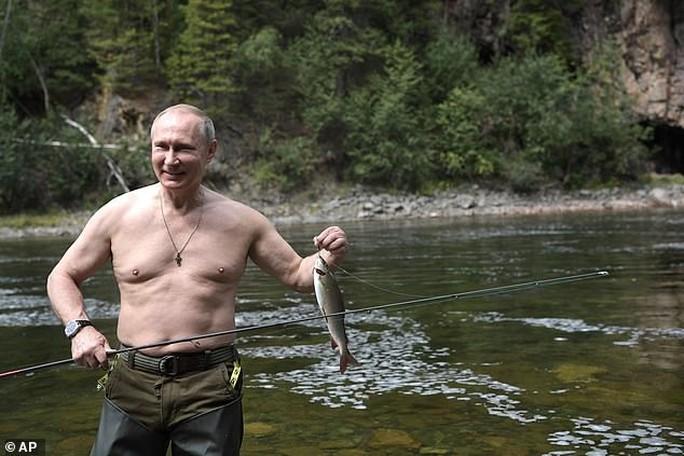 Tổng thống Putin có sức hút đối với công chúng - Ảnh 4.