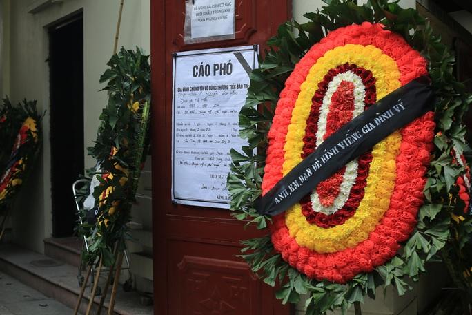 CLIP: Xót xa tang lễ 4 người tử vong trong vụ cháy nhà - Ảnh 7.