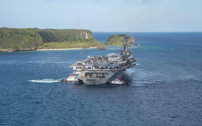 Biển Đông: Philippines cảnh báo Trung Quốc về hành động thù địch - Ảnh 2.