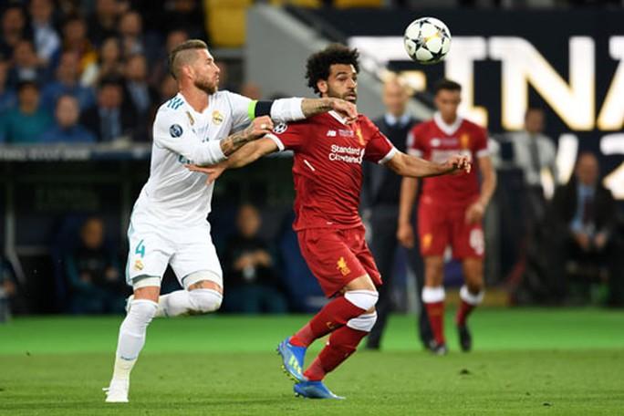 Real Madrid - Liverpool: Rực lửa đại chiến - Ảnh 1.