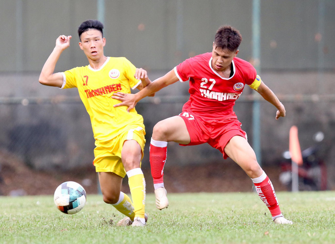 Thắng đậm chủ nhà, U19 Hoàng Anh Gia Lai chờ tranh vé vớt - Ảnh 1.