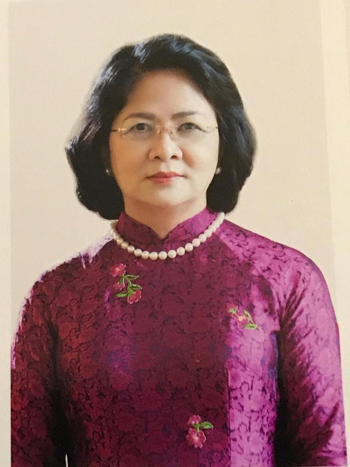 Trình Quốc hội miễn nhiệm Phó Chủ tịch nước Đặng Thị Ngọc Thịnh - Ảnh 1.
