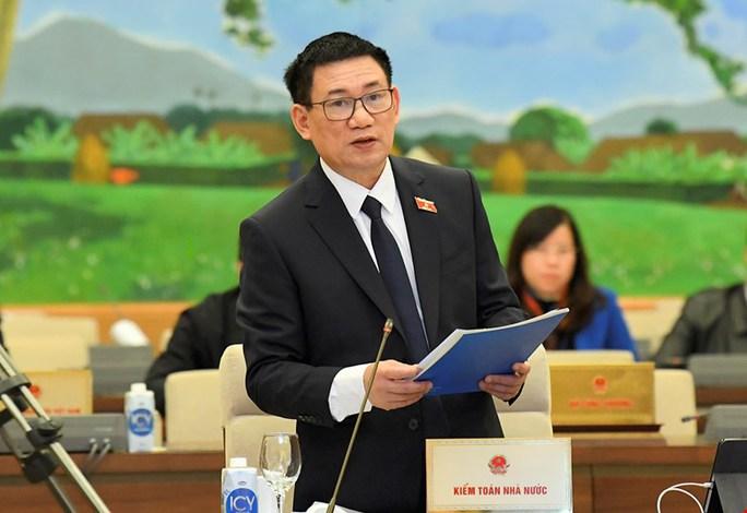 Trình miễn nhiệm Tổng Thư ký Quốc hội, Tổng Kiểm toán Nhà nước - Ảnh 2.