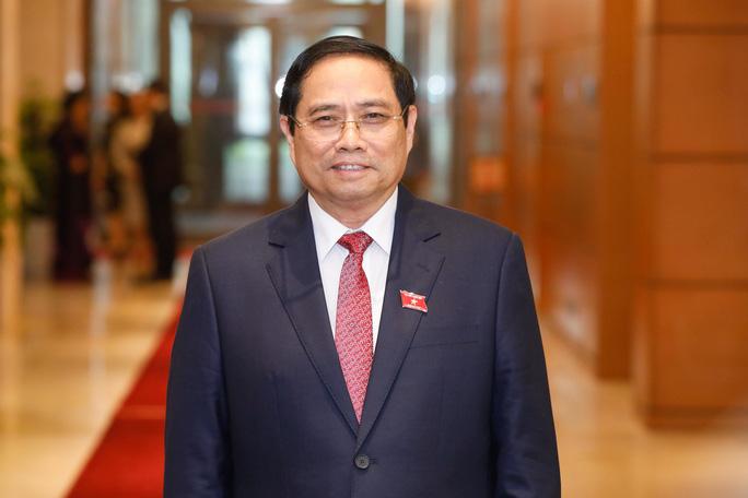 Ông Phạm Minh Chính được đề cử để Quốc hội bầu Thủ tướng Chính phủ - Ảnh 1.
