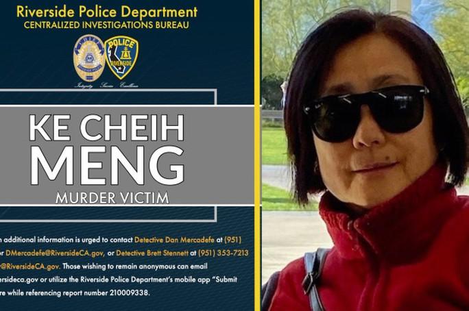 Cụ bà gốc Á bị tấn công và bỏ mặc đến chết ở California - Mỹ - Ảnh 1.