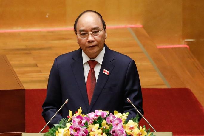 May mắn, vinh dự được tiếp nối những thành quả quan trọng của Tổng Bí thư Nguyễn Phú Trọng - Ảnh 1.