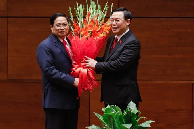 Tân Thủ tướng Chính phủ Phạm Minh Chính tuyên thệ nhậm chức - Ảnh 5.