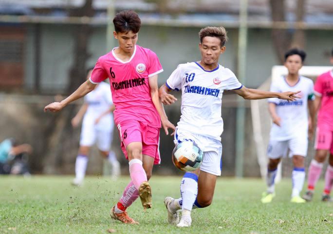 Sài Gòn FC tiếp bước Hà Nội FC vào tứ kết Giải U19 quốc gia 2021 - Ảnh 1.
