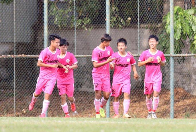 Sài Gòn FC tiếp bước Hà Nội FC vào tứ kết Giải U19 quốc gia 2021 - Ảnh 2.