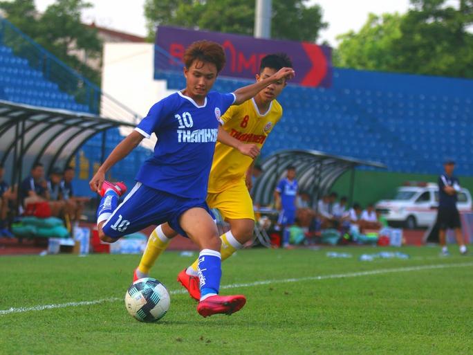 Sài Gòn FC tiếp bước Hà Nội FC vào tứ kết Giải U19 quốc gia 2021 - Ảnh 3.
