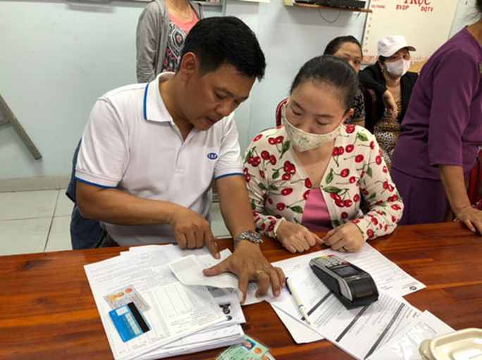 CEP nâng cao chất lượng phục vụ người nghèo - Ảnh 1.