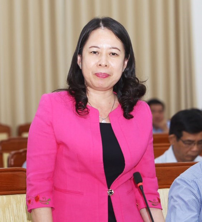Bí thư An Giang Võ Thị Ánh Xuân được giới thiệu để bầu làm Phó Chủ tịch nước - Ảnh 1.