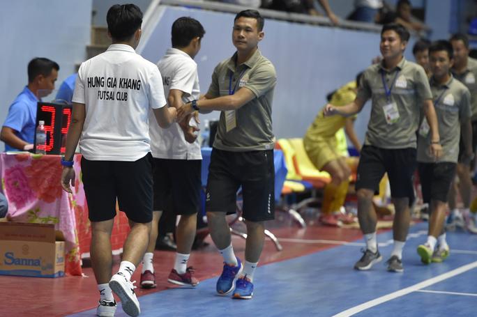 CLB Thái Sơn Nam chờ so tài tại VCK Giải Futsal VĐQG 2021 - Ảnh 2.