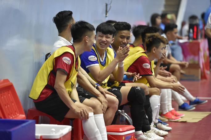 CLB Thái Sơn Nam chờ so tài tại VCK Giải Futsal VĐQG 2021 - Ảnh 1.