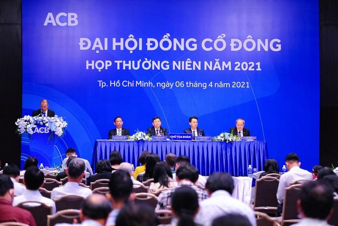 ACB hướng tới tăng trưởng mạnh, bảo đảm giá trị cao cho cổ đông - Ảnh 1.