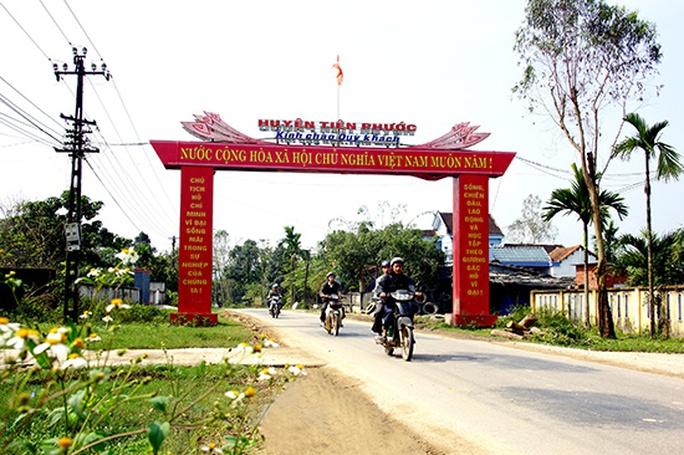 Nữ cán bộ xã ở Quảng Nam mất tích cùng số nợ hơn 3,2 tỉ đồng - Ảnh 1.
