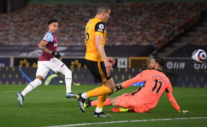 Super Lingard lập siêu phẩm,  West Ham lần đầu vào top 4 - Ảnh 2.