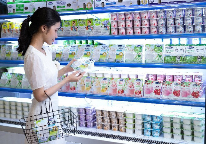Exceeding the milestone of 500 Vietnamese Dairy Dream stores, Vinamilk increases the shopping experience for consumers - Photo 6.