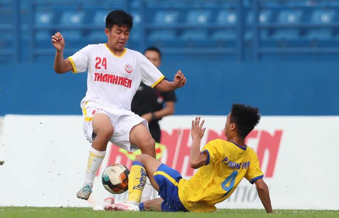 Lứa đàn em Công Phượng toàn thắng vòng bảng VCK U19 quốc gia 2021 - Ảnh 3.