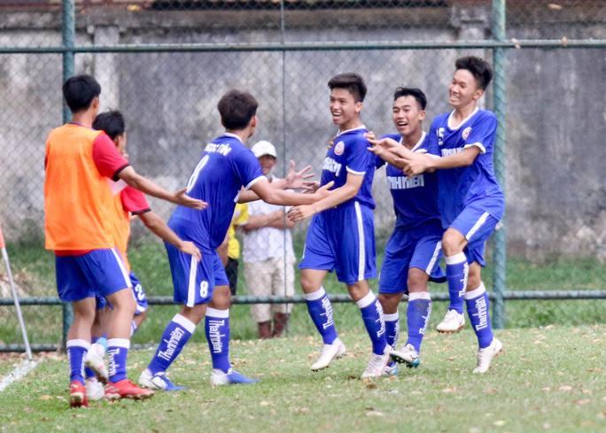 Lứa đàn em Công Phượng toàn thắng vòng bảng VCK U19 quốc gia 2021 - Ảnh 5.
