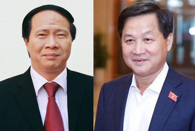 Phê chuẩn bổ nhiệm 2 phó thủ tướng và 12 tân bộ trưởng, trưởng ngành - Ảnh 1.