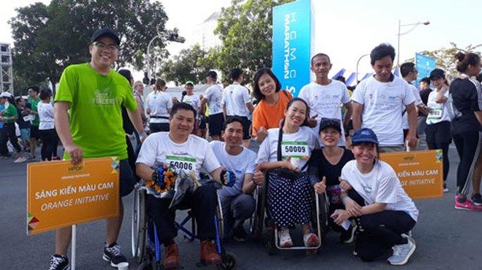 Quan tâm, hỗ trợ người khuyết tật - Ảnh 1.