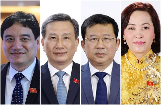 Bầu Tổng thư ký Quốc hội Bùi Văn Cường và 3 Chủ nhiệm Uỷ ban - Ảnh 2.