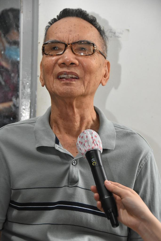 Mai Vàng nhân ái thăm nhà nghiên cứu Hoàng Văn Túc và NSƯT Phi Yến - Ảnh 3.