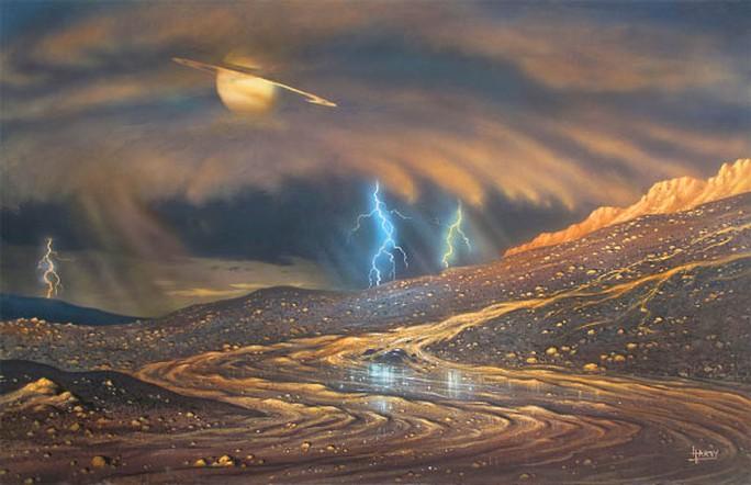 Tìm ra hành tinh có thể sinh sống được nhờ… mưa? - Ảnh 1.