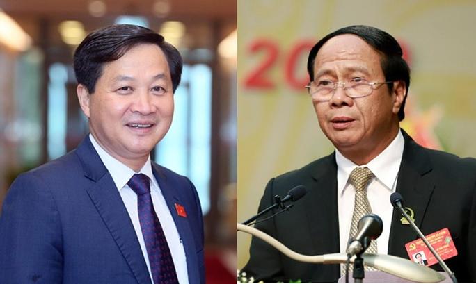 Phê chuẩn bổ nhiệm 2 Phó Thủ tướng và 12 Bộ trưởng, trưởng ngành mới - Ảnh 2.